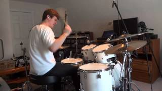 Phillip Phillips - Raging Fire (Drum Cover)