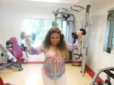 День из Жизни: Заряжаемся позитивом + Фитнес клуб