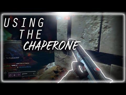 USING THE CHAPERONE | DESTINY 2 FORSAKEN
