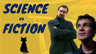 Comment la science alimente la fiction (et l'inverse) ? feat. Le Sense of Wonder - Stream Science #9