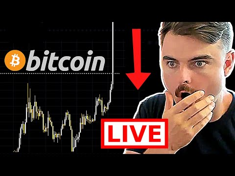 IS BITCOIN ABOUT TO DUMP $10,000?!!!!! 💥 – (BE PREPARED!!!)