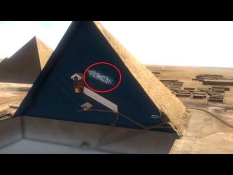 Científicos REVELAN el mayor descubrimiento de la Gran Pirámide de Giza desde el siglo XIX