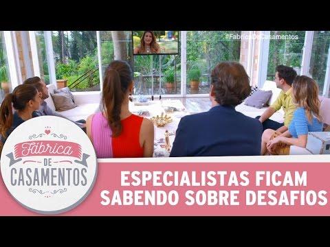 Especialistas Ficam Sabendo O Que Os Noivos Esperam Da Festa   Fábrica De Casamentos (18/03/17)