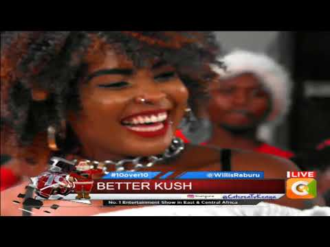 10 over 10 |Its Kush Tracey on the 10