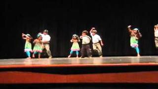 OM SHANTI OM and DESI GIRL SONG from India Festival in Columbia SC