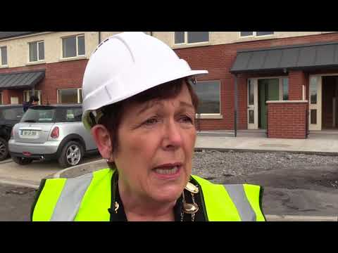 Tackling the Housing Crisis: Visit by Taoiseach and Minister to construction sites (Part 1)