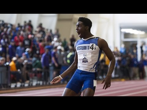 Sean Bailey Breaks NJCAA 400m Record!