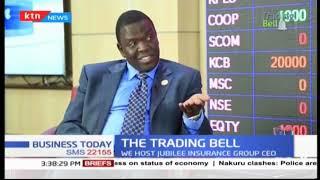 Jubilee CEO on Matters Insurance | TRADING BELL