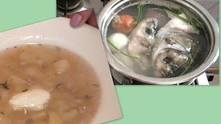 Как приготовить ароматную  УХУ из речной рыбы дома с запахом костра(Как приготовить ароматную УХУ из речной рыбы дома с запахом костра рецепт уха из толстолобика карпа готов..., 2014-11-11T09:54:53.000Z)