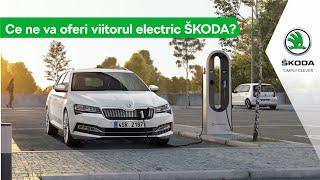 Ce ne va oferi viitorul electric ŠKODA?