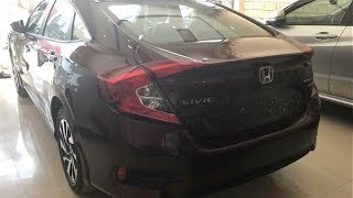 honda pakistan introduces new color for honda civic 2018