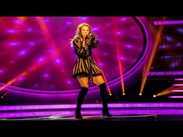 Nathalie Brydolf: Cake by the ocean - DNCE - Idol Sverige (TV4)