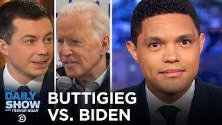 Dems Take Shots at Buttigieg & Biden Takes Shots at Voters | The Daily Show