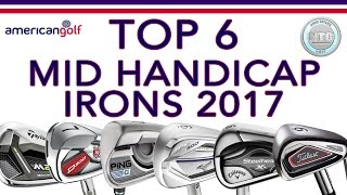 top 6 mid handicap irons in 2017   review   american golf