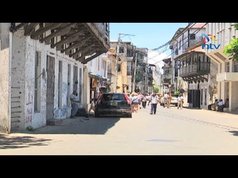 Mombasa's Old Town area to receive a facelift in ambitious restoration plan
