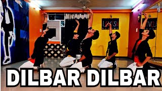 DILBAR SONG || SATYAMEVA JAYATE || NORA FATEHI || john abraham || LAVISH || dance choreography