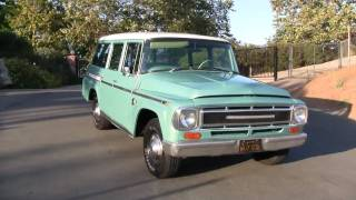 1968 International Travelall 1000 IH IHC Beautiful Classic FOR SALE!!