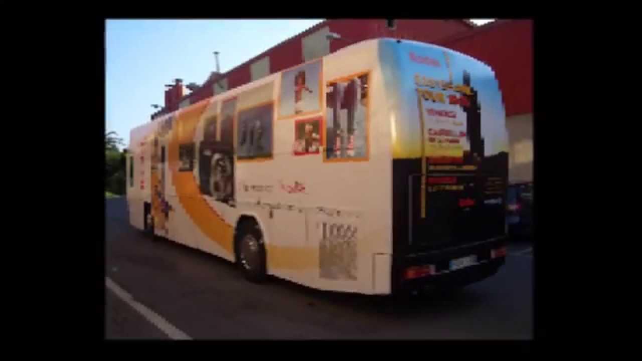 Autobus Publicitario Kodak ( IPM3000 Ideas y proyectos moviles )