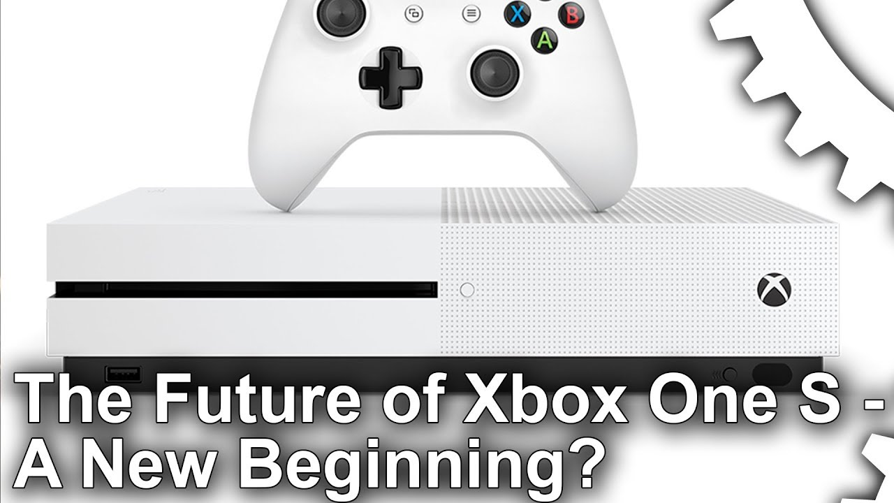 How Xbox One S is falling behind - but also defining the future