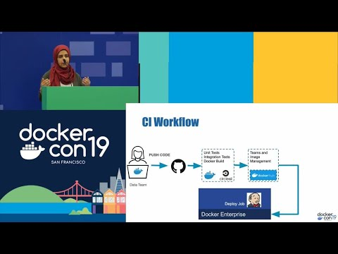 Interconnecting containers at scale with NGINX by Docker