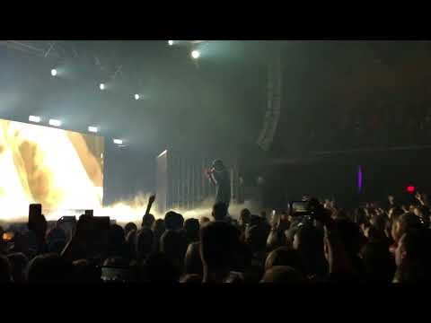 NF Outcast live CROWD IS HYPE 2/5/2018 Grand Rapids, Michigan