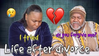 WHY DID WE GET DIVORCED? LIFE AFTER DIVORCE- MAMA BRI & DADDY D