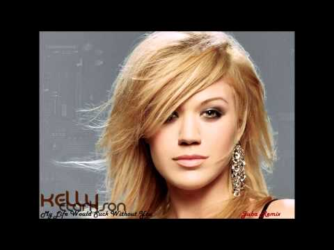 Kelly Clarkson - My Life Would Suck Without You (Juba remix)