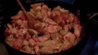 Generoso's Fiendishly Delicious Chicken Scarpariello!
