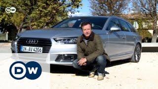 Fast schon autonom - der Audi A4 Avant | Motor mobil