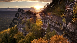 TOP 5 Nejkrásnějších míst v České republice