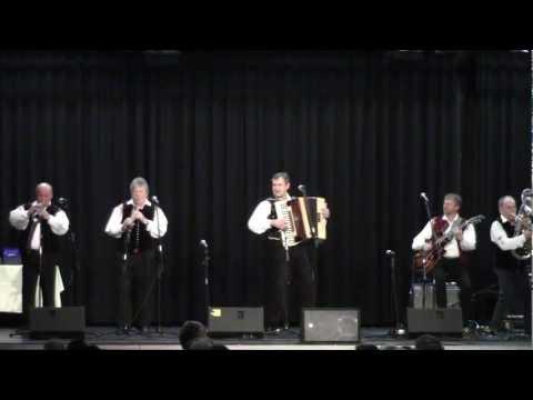 Friedl Lazarus u. s. Mooskirchner Quintett mit von Ort zu Ort. Oberkrainer Award