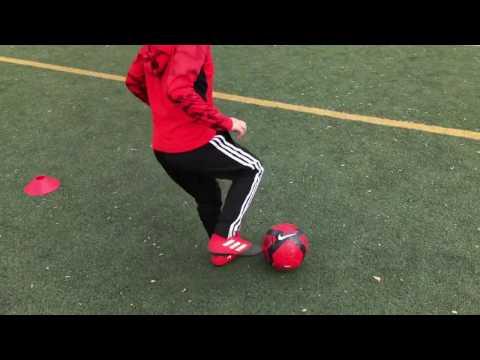 U8U9 & U10 soccer drills w cones. speed & agility training By Adam