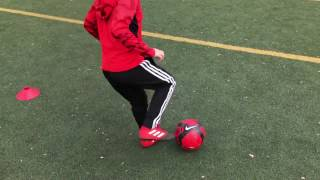 u8 u9 u10 soccer drills w cones speed agility training by adam