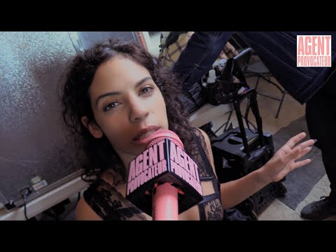 Agent Provocateur | The World of AP | Backstage Pass | Danielle Polanco