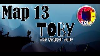 Toby The Secret Mine Walkthrough MAP 13