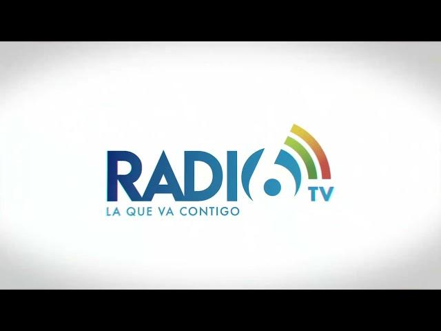 Radio 6 TV cambio de imagen corporativa. Fresca, dinámica y moderna.