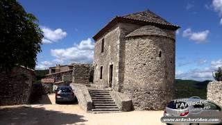 Ardèche - Saint Thomé, village classé