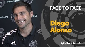 Face to Face: Diego Alonso