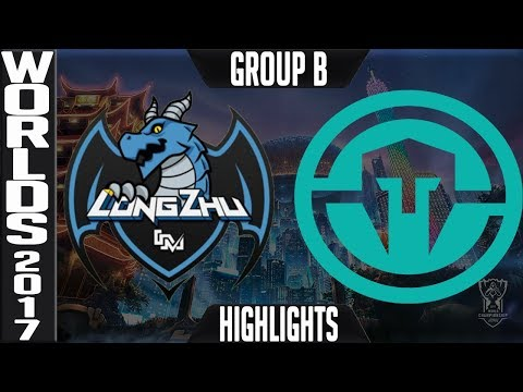 LZ vs IMT Highlights S7 Worlds 2017 Group Stage Day 1 Game 3 Group B - Longzhu Gaming vs Immortals