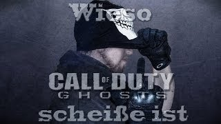 Wieso Call of Duty: Ghosts scheiße ist - Review (german)