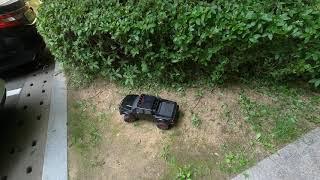 #코모도더블캡 #오프로드 #rc카 #4WD #고프로8