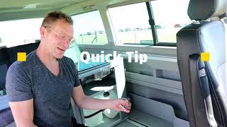 How to fit a Vangear Kombi 3 Campervan pod