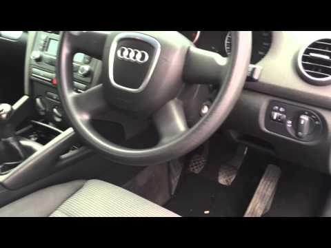 Audi A3 8p OBD2 Diagnostic Port Location 2003 to 2013