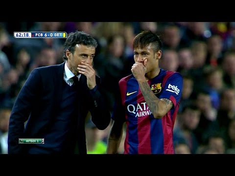 Neymar vs Getafe (H) 14-15 – La Liga HD 720p by Guilherme