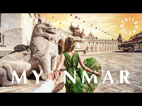 #FollowMeTo Myanmar