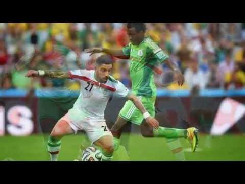 FIFA WORLD CUP 2014 , IRAN VS NIGERIA 0 -- 0  FULL MATCH HIGHLIGHTS