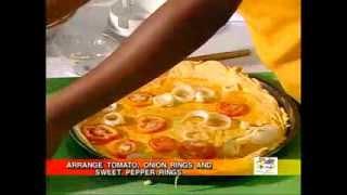 Pumpkin Pizza - Grace Foods Creative Cooking