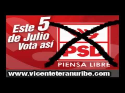 Vicente Teran, Candidato del Pueblo. (Agua Prieta,...