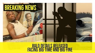 Ralo (Atlanta Rapper) Facing 30 Years and MILLION Dollar Fine (Signed to Gucci Mane)