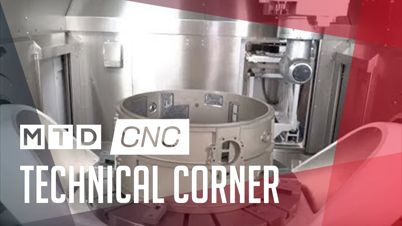 Technical Corner 5 Axis Machining At Its Best